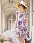 粉红玛琍女装92689款