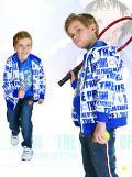 网球王子童装97273款