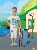 汤玛士小火车童装97368款