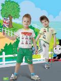 汤玛士小火车童装97369款