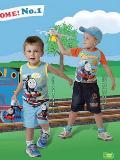 汤玛士小火车童装97370款