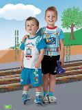 汤玛士小火车童装97371款