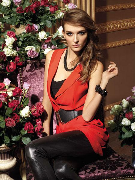 都市高端时尚的设计师品牌圣格瑞拉女装诚邀加盟