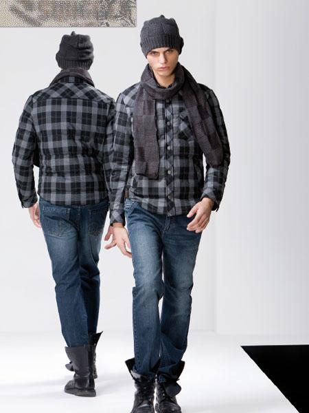 自信者男装招商 打造国内最优秀男装品牌