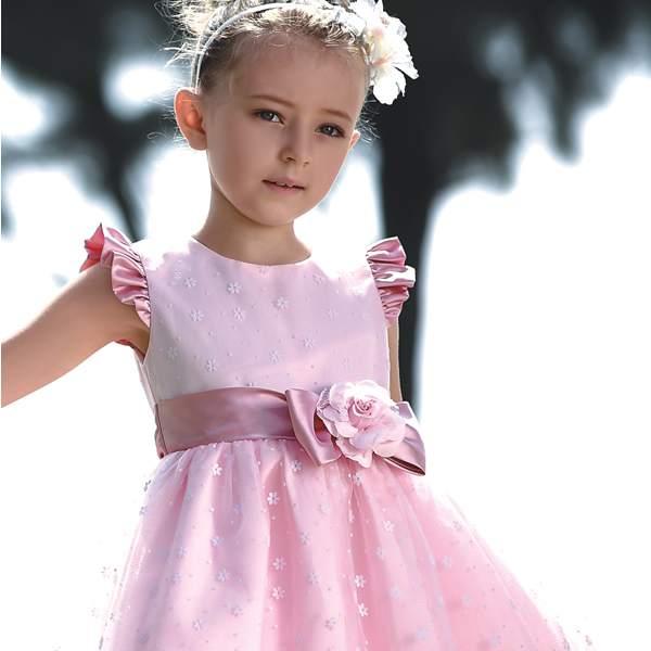 韩维妮童装时尚公主裙 打造甜美清新女神范