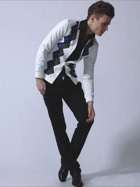 易兹玛男装招商 打造国内优秀男装品牌