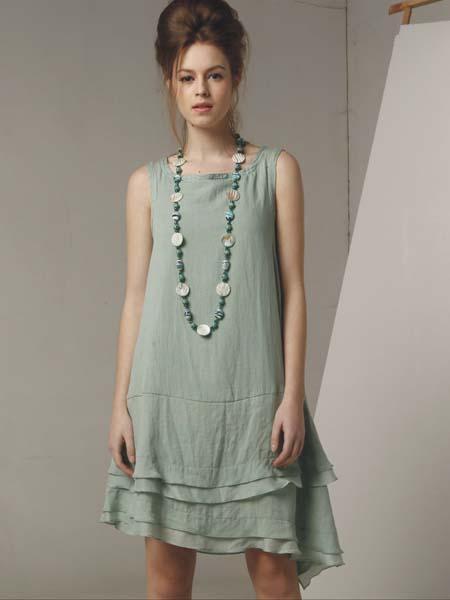 莫名连衣裙114410款