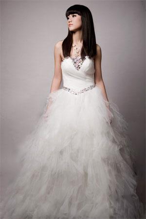 苏美婚纱婚纱116348款