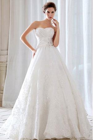 苏美婚纱婚纱116344款