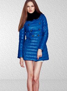 艾莱依ERAL2013冬季羽绒服样品