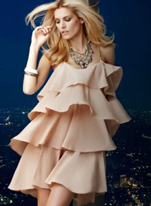 艾莱依ERAL2013春季女装样品