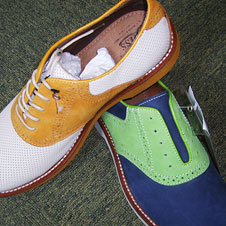 双堡ShuangBao鞋业品牌样品