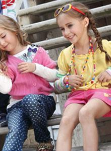 玛米玛卡MOMOCO2013春季童装样品