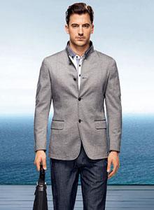 加盟男装哪家强? 依文男装-众多加盟商的首选品牌