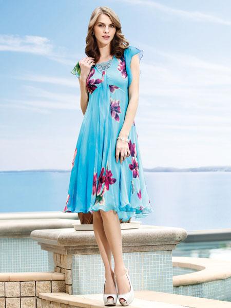 玛莉梦娜连衣裙117931款