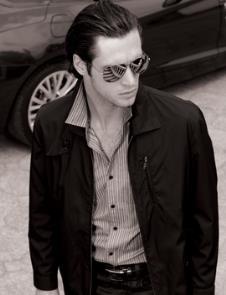 英国保罗POLOMEISDO男装服饰样品外套款式