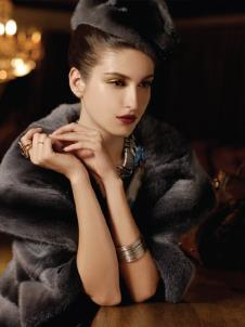 圣龙利泰SUNRY LONGTAI2012服饰样品皮草女装外套款式