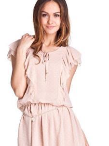 拉夏贝尔女装4201款