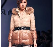 麥克頓MKD皮草服飾樣品皮革女裝外套款式
