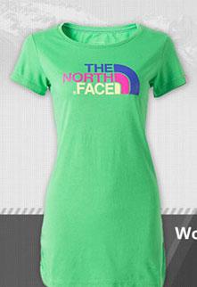 乐斯菲斯 The North Face 2013户外运动装样品