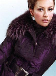 博卢卡BOLUKA2013冬季羽绒服样品