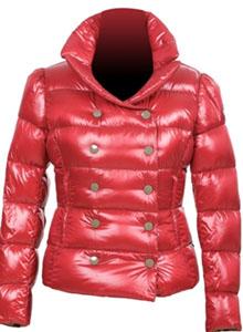 埃维奥斯EVERHONEST2013冬季羽绒服样品