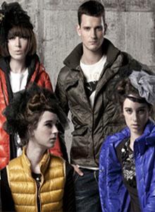 戈凌蓝GREENLAND2013冬季羽绒服样品