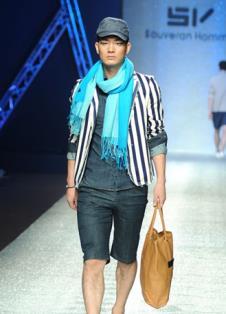 苏菲格慕souveran2012男装服饰样品 外套