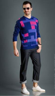 雷迪波尔 Raidy Boer 2013春季男装 T恤