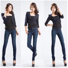 Lee2013春夏休闲装牛仔裤
