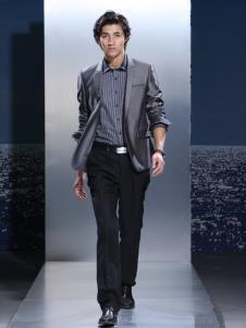 国人西服2013男装服饰样品 西装
