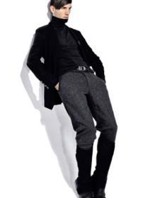 卡罗CALOUM 2012男装 外套