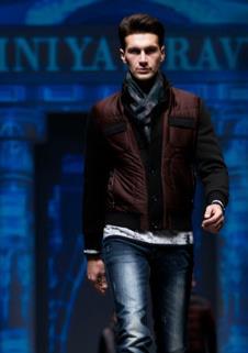 希尼亚XINIYA2012男装服饰样品 外套