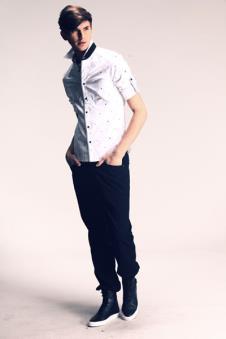 CABO DE CATA2012男装服饰样品衬衫款式
