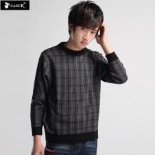 CASER2012皮革服饰样品线衫款式