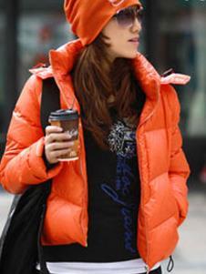 NCMILLS2013冬季女士短款羽绒服样品