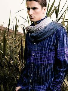 翰斯HIGHNESS2013春季男装样品 外套