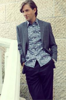 路易至尊 Louis Gianni 2012秋冬男装 衬衫