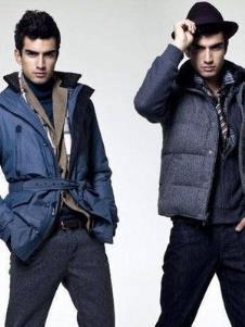 NCMILLS2013冬季男士短款羽绒服样品