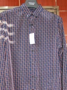 杰克利奥JACKLION2013春季男装样品 衬衫