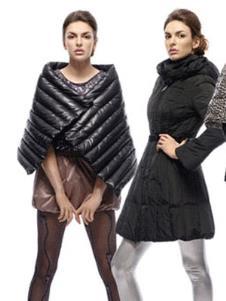 米兰朵MERUNTO2013冬季羽绒服样品 羽绒服
