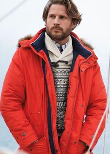 诺帝卡NAUTICA男装服饰样品 外套