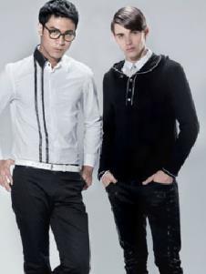 喜登博XIDEBO2013春季男装样品 外套