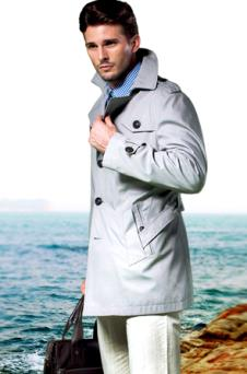 圣勃朗Saint Blanc2012男装服饰样品 外套