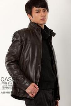 CASER2012皮革服饰样品皮衣款式