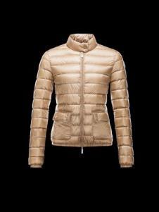 MONCLER2013冬季女士短款羽绒服样品