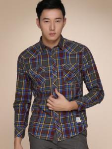 ETAMHOMME2013春季男装样品 衬衫