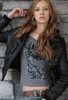 里迪克豹2012皮革服飾樣品