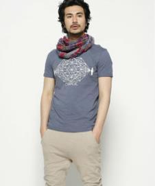 衫国演义C-PIX2013春夏休闲装 T恤