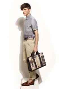 卡罗CALOUM 2012男装 衬衫